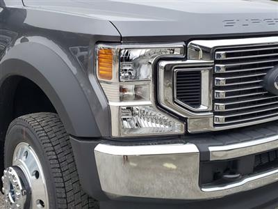 2021 Ford F-450 Crew Cab DRW 4x4, Pickup #M0474 - photo 4