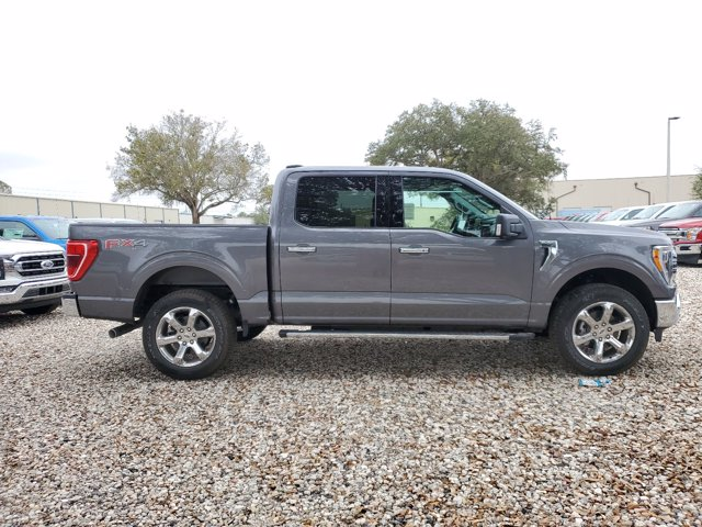 2021 Ford F-150 SuperCrew Cab 4x4, Pickup #M0486 - photo 3