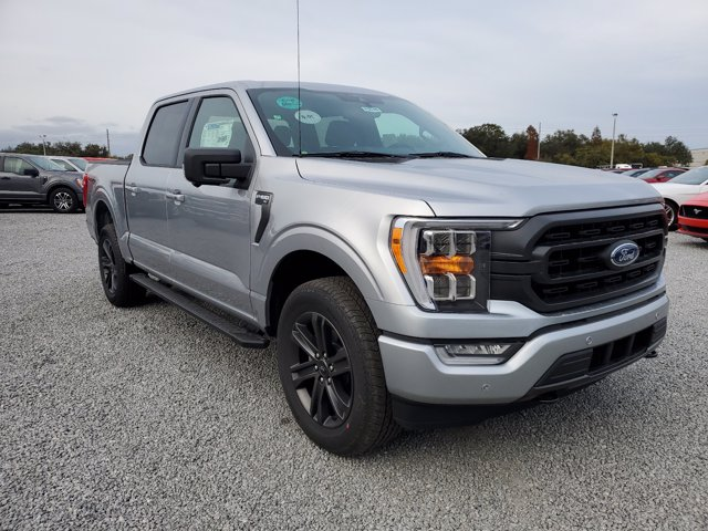 2021 Ford F-150 SuperCrew Cab 4x4, Pickup #M0546 - photo 2