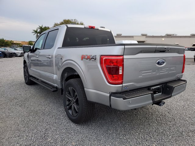 2021 Ford F-150 SuperCrew Cab 4x4, Pickup #M0546 - photo 9