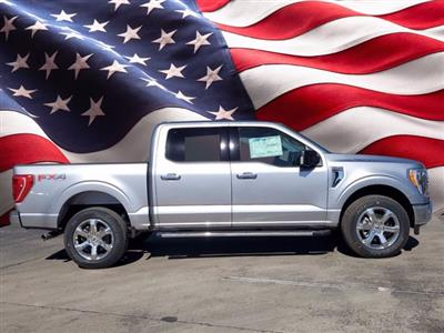 2021 Ford F-150 SuperCrew Cab 4x4, Pickup #M0577 - photo 1