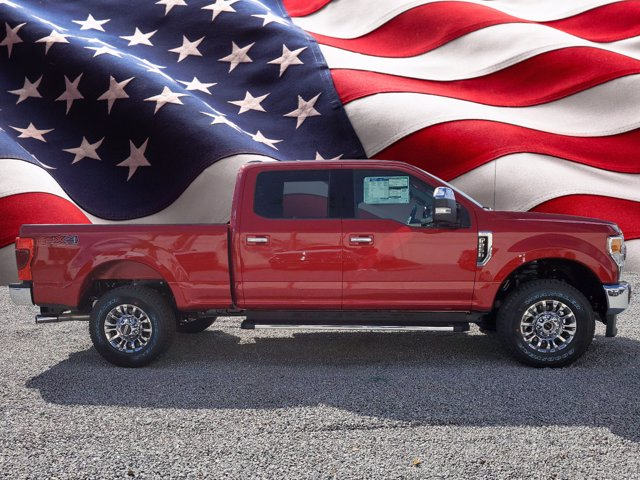 2021 Ford F-250 Crew Cab 4x4, Pickup #M0598 - photo 1