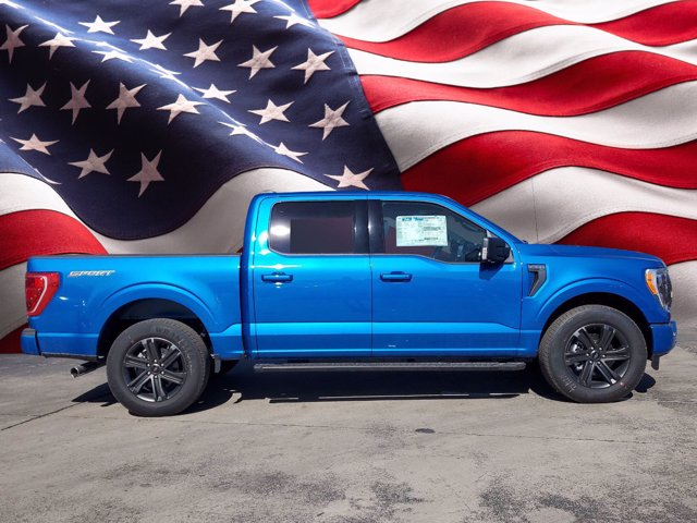 2021 Ford F-150 SuperCrew Cab 4x2, Pickup #M0604 - photo 1