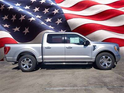 2021 Ford F-150 SuperCrew Cab 4x2, Pickup #M0606 - photo 1