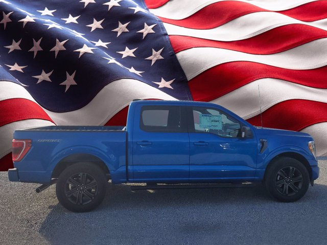 2021 Ford F-150 SuperCrew Cab 4x2, Pickup #M0609 - photo 1
