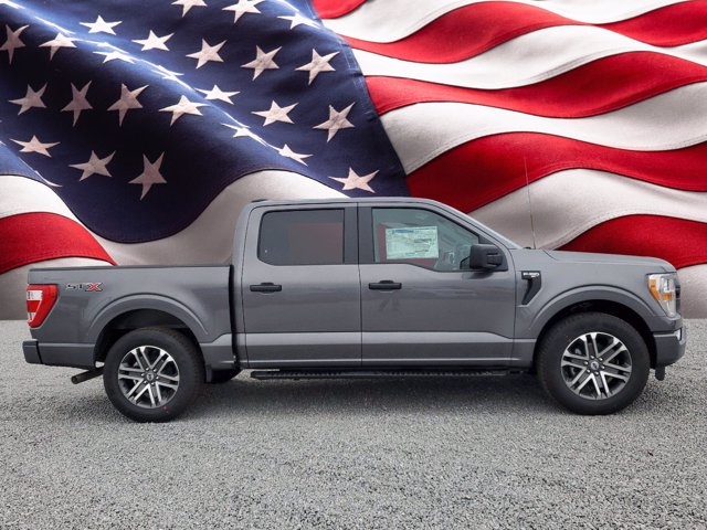 2021 Ford F-150 SuperCrew Cab 4x2, Pickup #M0629 - photo 1