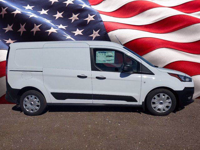 2021 Ford Transit Connect FWD, Empty Cargo Van #M0648 - photo 1