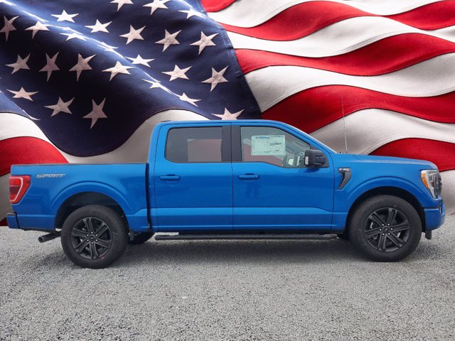 2021 Ford F-150 SuperCrew Cab 4x2, Pickup #M0655 - photo 1