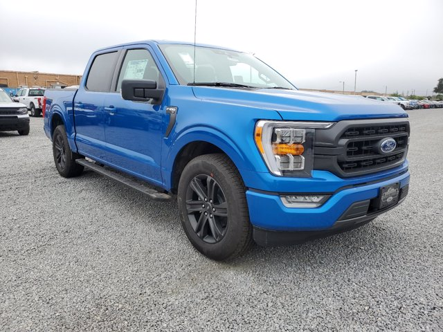2021 Ford F-150 SuperCrew Cab 4x2, Pickup #M0655 - photo 2