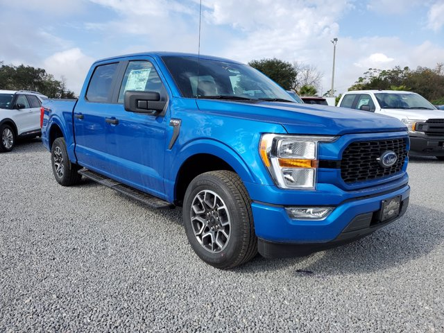 2021 Ford F-150 SuperCrew Cab 4x2, Pickup #M0658 - photo 2