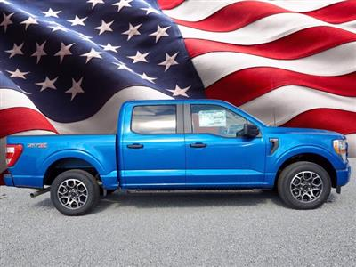 2021 Ford F-150 SuperCrew Cab 4x2, Pickup #M0658 - photo 1