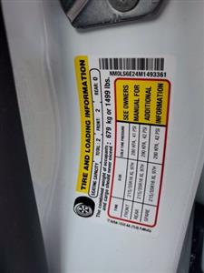 2021 Ford Transit Connect FWD, Empty Cargo Van #M0721 - photo 28