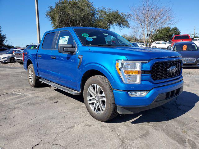 2021 Ford F-150 SuperCrew Cab 4x2, Pickup #M0735 - photo 2