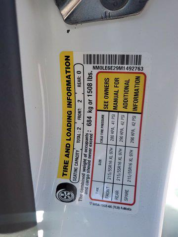 2021 Ford Transit Connect FWD, Empty Cargo Van #M0772 - photo 27