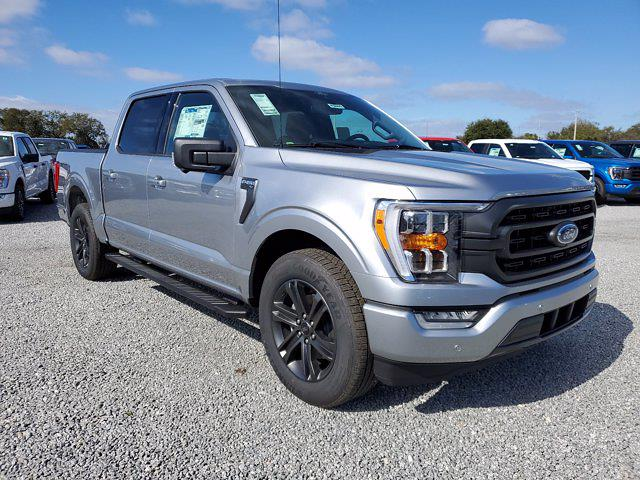 2021 Ford F-150 SuperCrew Cab 4x2, Pickup #M0805 - photo 2