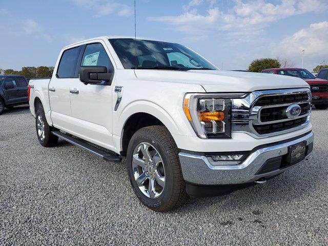 2021 Ford F-150 SuperCrew Cab 4x4, Pickup #M0871 - photo 2
