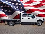 2021 Ford F-350 Crew Cab DRW 4x4, Freedom Flatbed Body #M0909 - photo 1