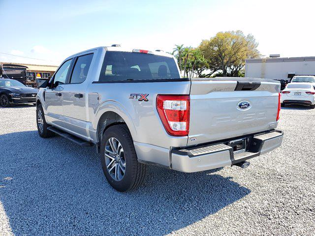 2021 Ford F-150 SuperCrew Cab 4x2, Pickup #M0984 - photo 9