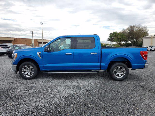 2021 Ford F-150 SuperCrew Cab 4x2, Pickup #M1040 - photo 8