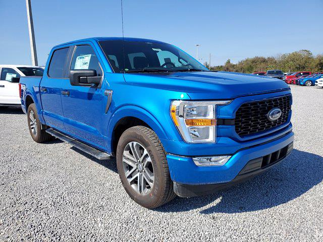 2021 Ford F-150 SuperCrew Cab 4x2, Pickup #M1086 - photo 2
