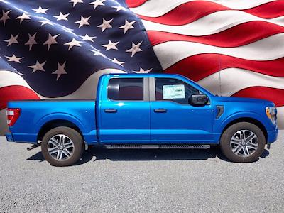 2021 Ford F-150 SuperCrew Cab 4x2, Pickup #M1086 - photo 1