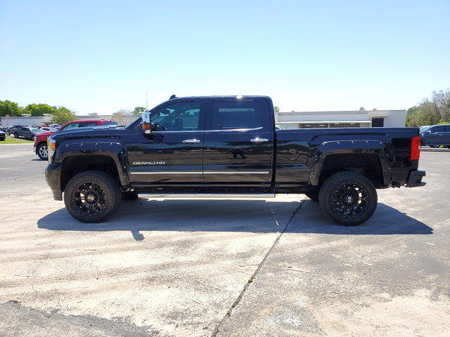 2019 GMC Sierra 2500 Crew Cab 4x4, Pickup #M1177A - photo 8