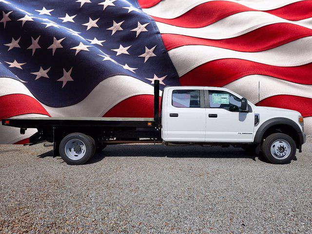 2021 Ford F-550 Crew Cab DRW 4x4, Cab Chassis #M1348 - photo 1