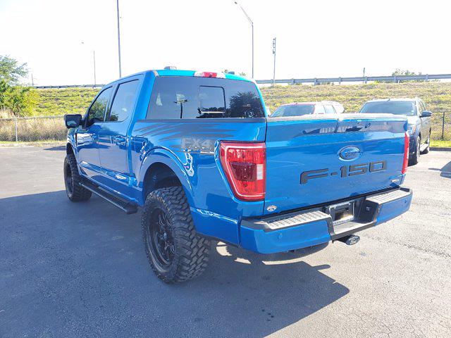 2021 Ford F-150 SuperCrew Cab 4x4, Pickup #M1375 - photo 9