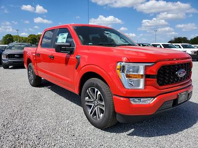 2021 Ford F-150 SuperCrew Cab 4x2, Pickup #M1392 - photo 2