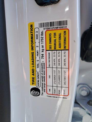 2021 Ford F-150 SuperCrew Cab 4x2, Pickup #M1394 - photo 27