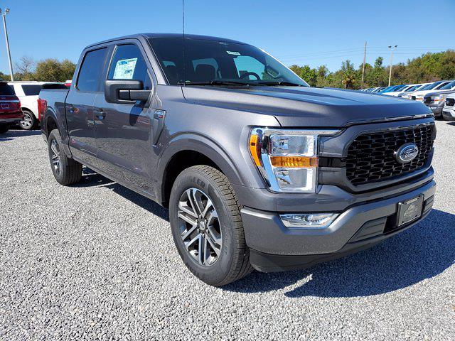 2021 Ford F-150 SuperCrew Cab 4x2, Pickup #M1398 - photo 2