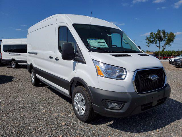 2021 Ford Transit 250 Medium Roof 4x2, Empty Cargo Van #M1411 - photo 4