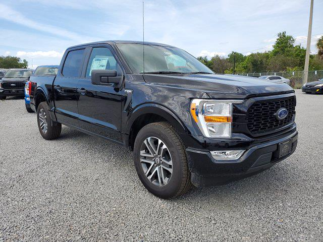2021 Ford F-150 SuperCrew Cab 4x2, Pickup #M1463 - photo 2