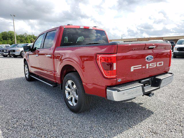 2021 Ford F-150 SuperCrew Cab 4x2, Pickup #M1721 - photo 9