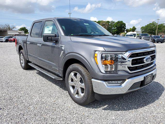2021 Ford F-150 SuperCrew Cab 4x2, Pickup #M1774 - photo 3
