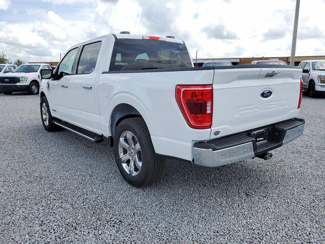 2021 Ford F-150 SuperCrew Cab 4x2, Pickup #M1780 - photo 9