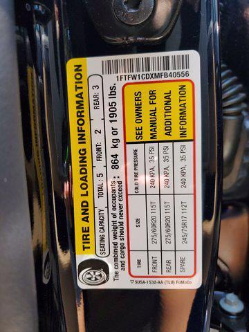 2021 Ford F-150 SuperCrew Cab 4x2, Pickup #M1782 - photo 30
