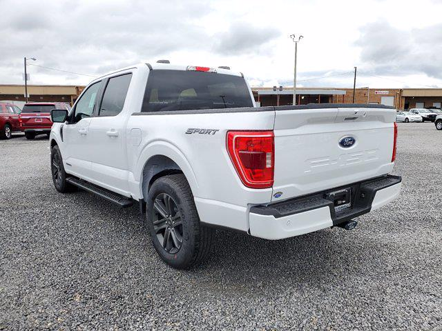 2021 Ford F-150 SuperCrew Cab 4x2, Pickup #M1798 - photo 9