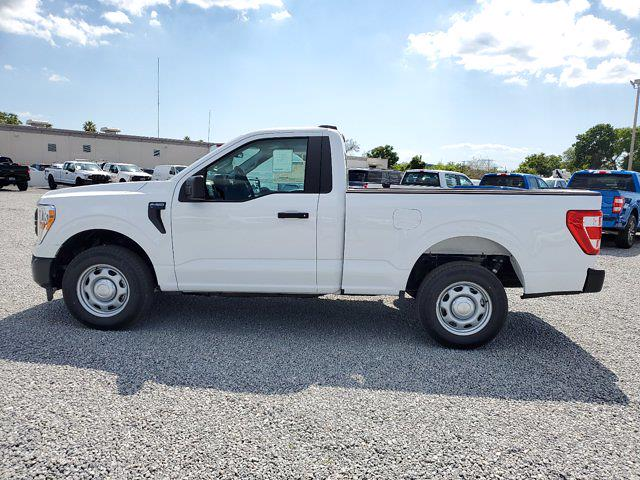 2021 Ford F-150 Regular Cab 4x2, Pickup #M1833 - photo 7