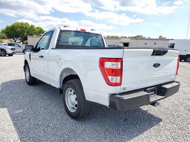2021 Ford F-150 Regular Cab 4x2, Pickup #M1833 - photo 9