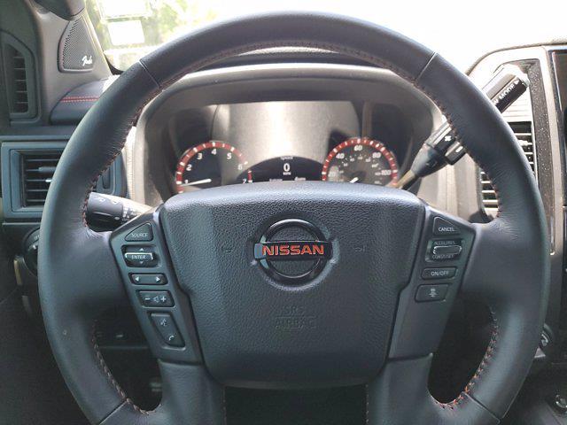 2021 Nissan Titan 4x4, Pickup #M1934B - photo 24