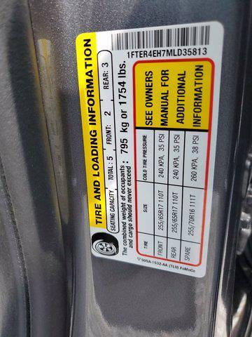 2021 Ford Ranger SuperCrew Cab 4x2, Pickup #M2074 - photo 27