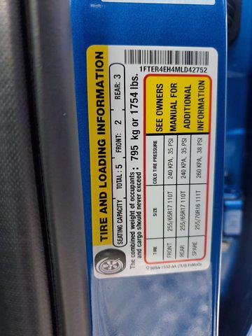 2021 Ford Ranger SuperCrew Cab 4x2, Pickup #M2132 - photo 26