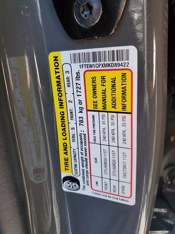 2021 Ford F-150 SuperCrew Cab 4x2, Pickup #M2172 - photo 27