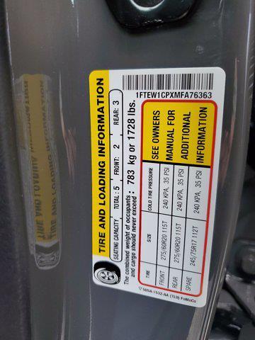 2021 Ford F-150 SuperCrew Cab 4x2, Pickup #M2187 - photo 27