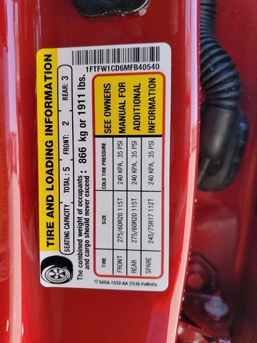 2021 Ford F-150 SuperCrew Cab 4x2, Pickup #M2194 - photo 30