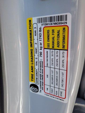 2021 Ford F-150 SuperCrew Cab 4x2, Pickup #M2212 - photo 27