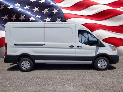 2021 Ford Transit 250 Medium Roof 4x2, Empty Cargo Van #M2217 - photo 1