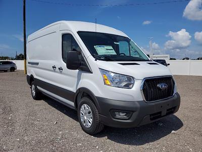 2021 Ford Transit 250 Medium Roof 4x2, Empty Cargo Van #M2217 - photo 4
