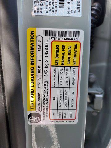 2021 Ford Ranger SuperCrew Cab 4x4, Pickup #M2278 - photo 29
